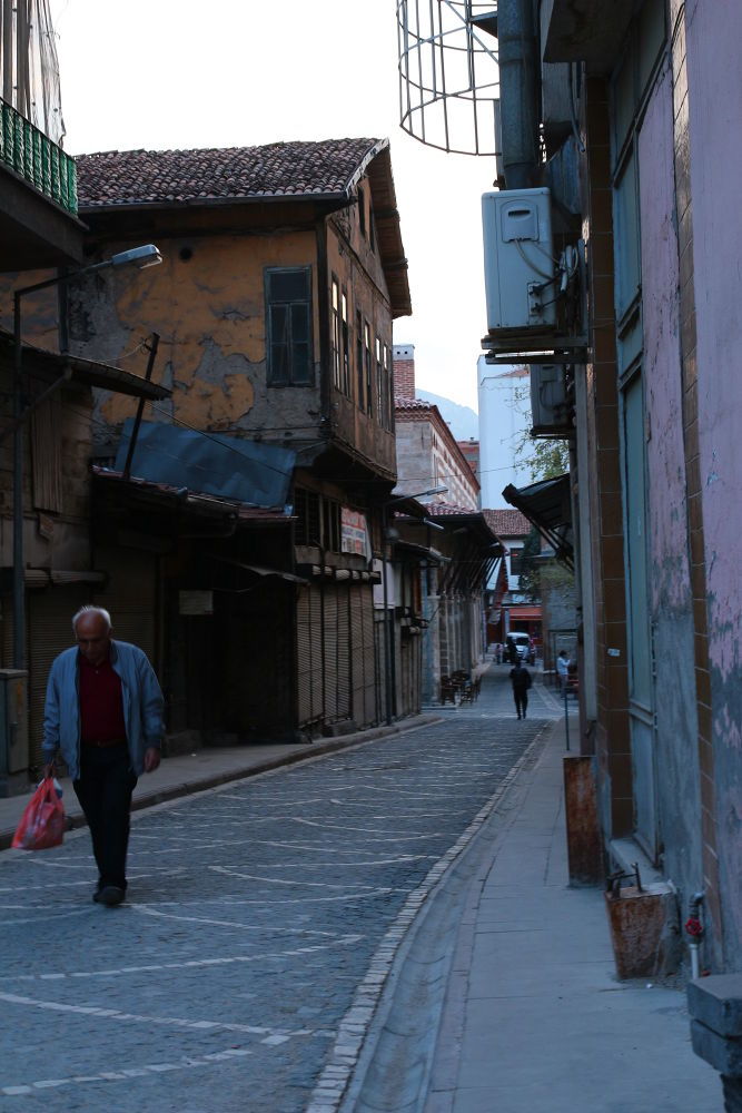 Amasyanın sokakları by Mustafa Çopur