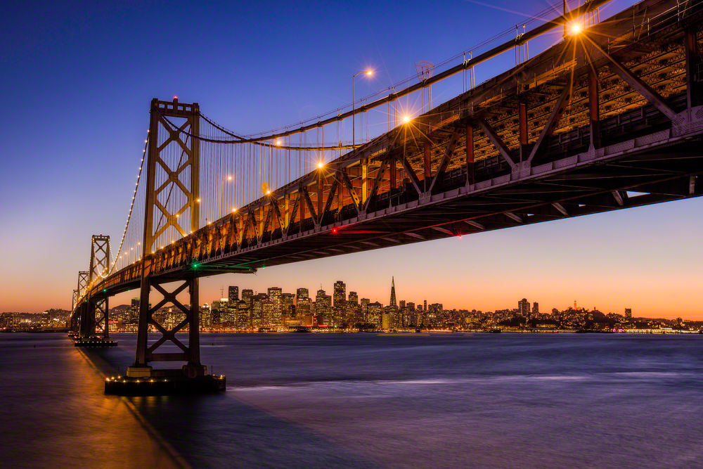 Under the Bridge - San Francisco, CA by decastr5