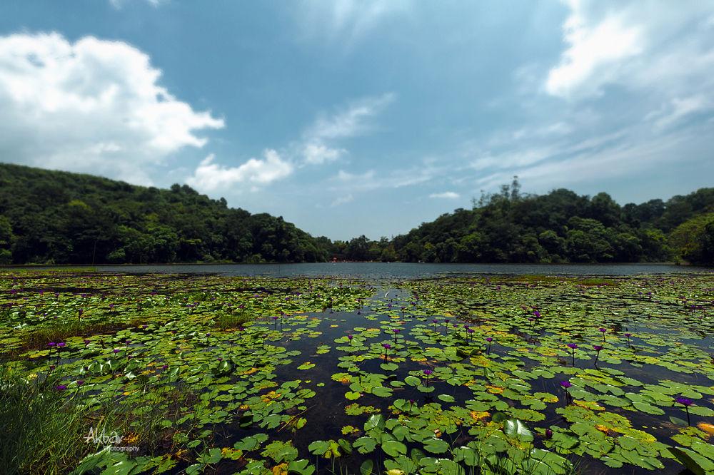 pokot lake  by akbar2012