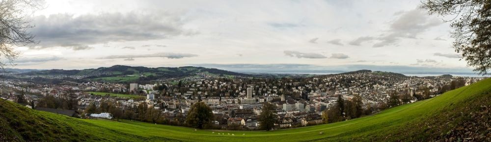 St Gallen by GrzegorzS