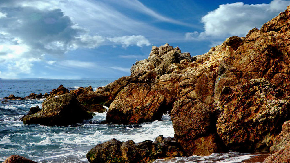 Plaja & mar... by tanjica