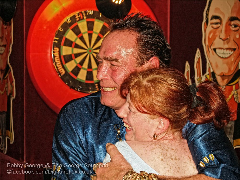 Bobby George @ The George Hotel, Southport 28-11-2006 06 by Nick Hill