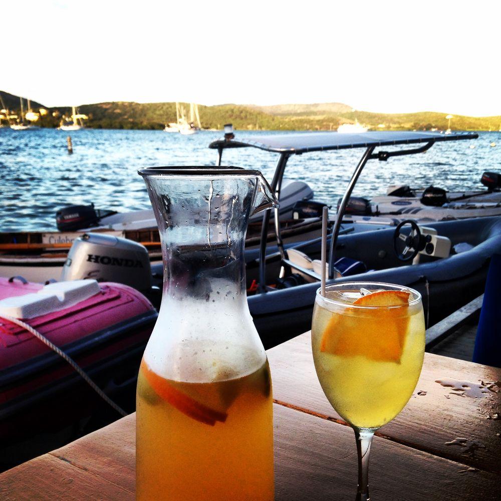 dreamy Summer day drink... by Mona Tehrani