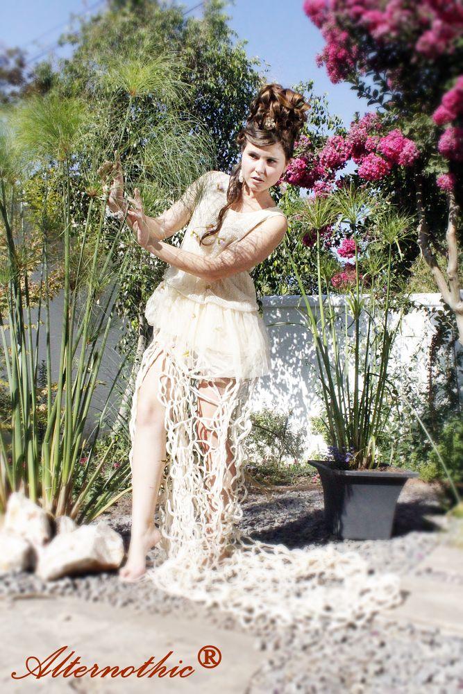 Modelo Barbara Madariaga by Alternothic Image Style