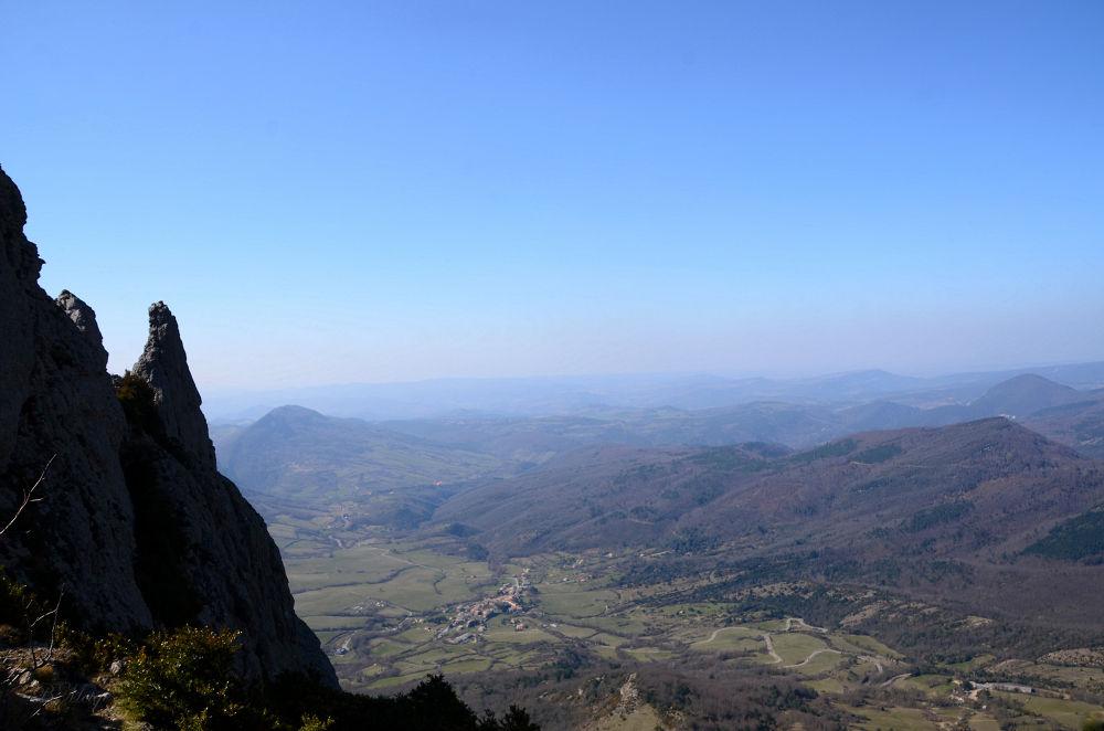 du sommet du mont Bugarach by Brigitte Metge