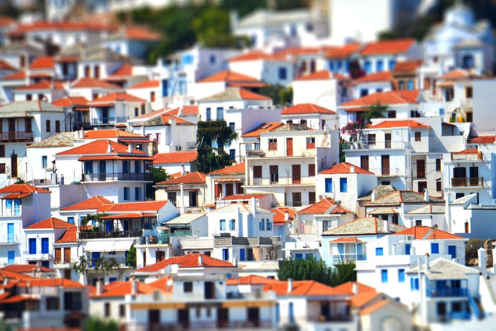 Skopelos, Greece by KlimovaAlexandra