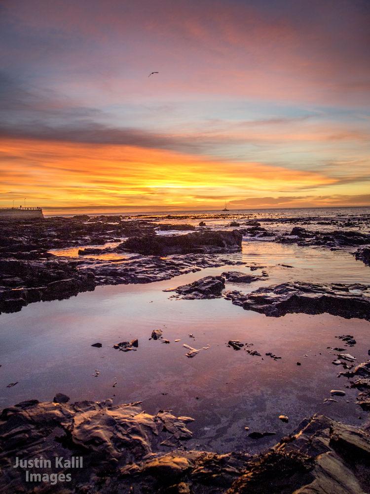 Cape Town Sunset, Granger Bay by Jfunk