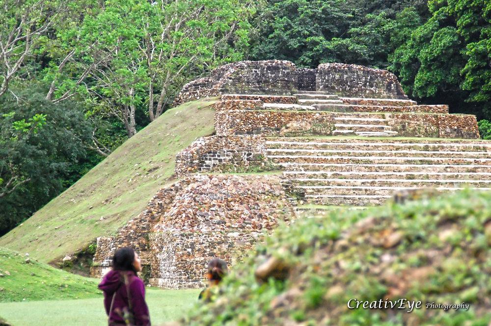Altun Ha Maya Ruins by Rick Tun