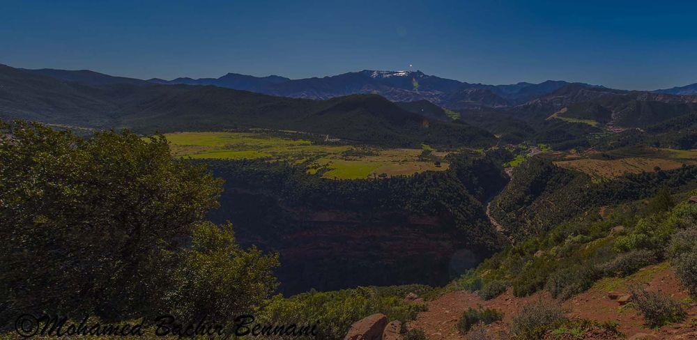 Panorama TISIN TICHKA1.jpg by MohamedBachirBennani