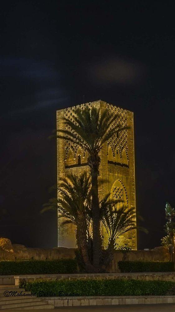 TOUR HASSAN by MohamedBachirBennani