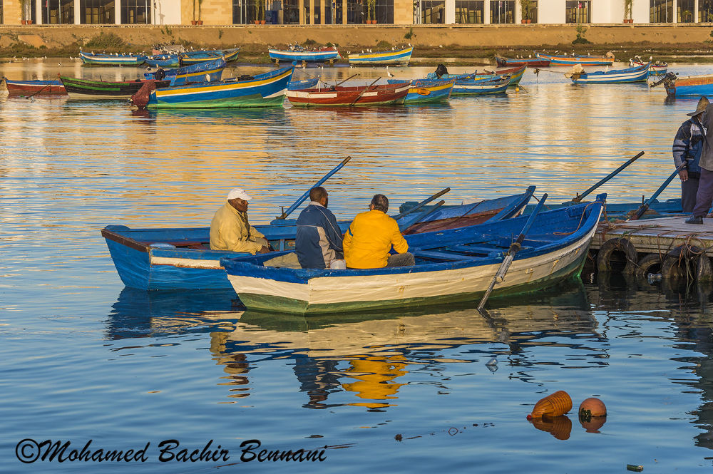 BOUREGREG by MohamedBachirBennani