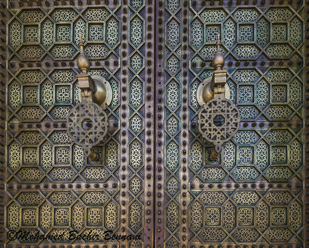 MOSQUEE TOUR HASSAN RABAT by MohamedBachirBennani