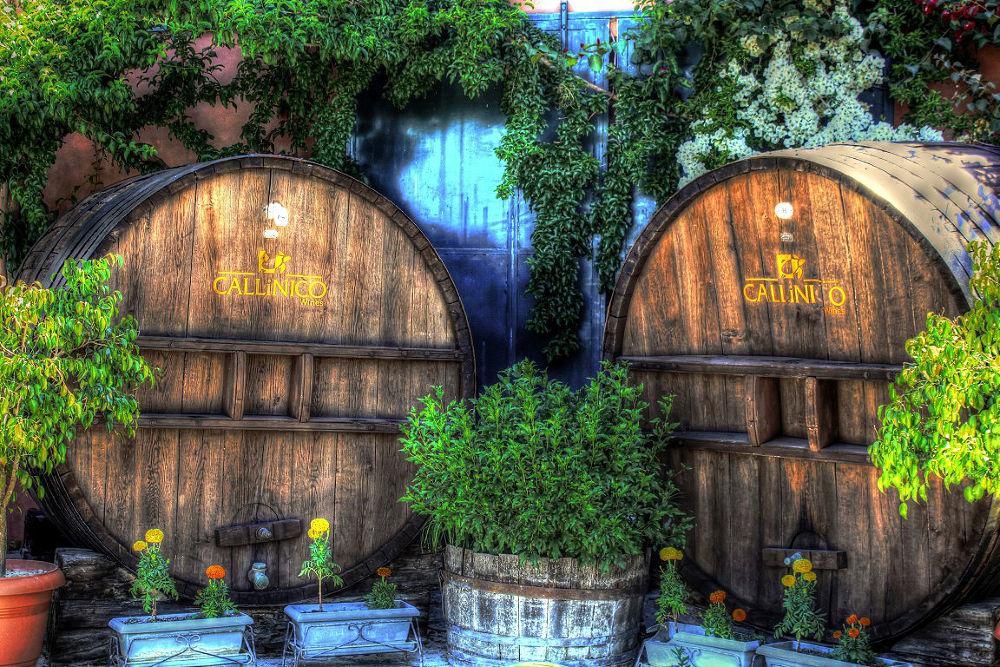 Callinico Winery - Zakynthos by Dimitrios Mourousiadis