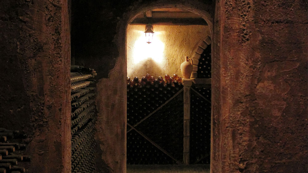 Callinico winery on Zakynthos by Dimitrios Mourousiadis