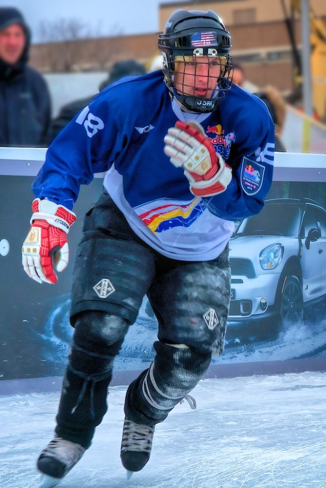 Crashed Ice by Todd J. Donery