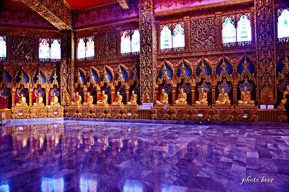 Buddha image roiet city thailand by pimonsak