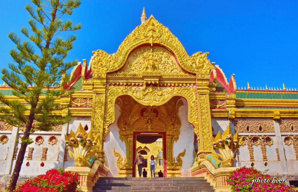 pagoda roi et city in thailand by pimonsak