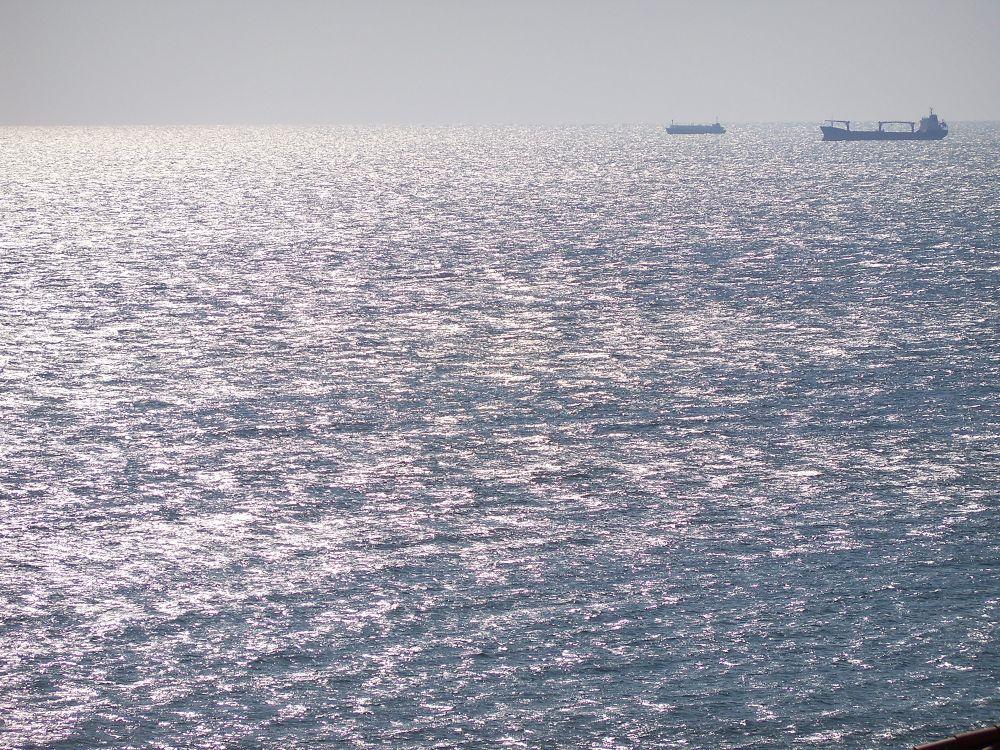 Black Sea by Ionela Garovat