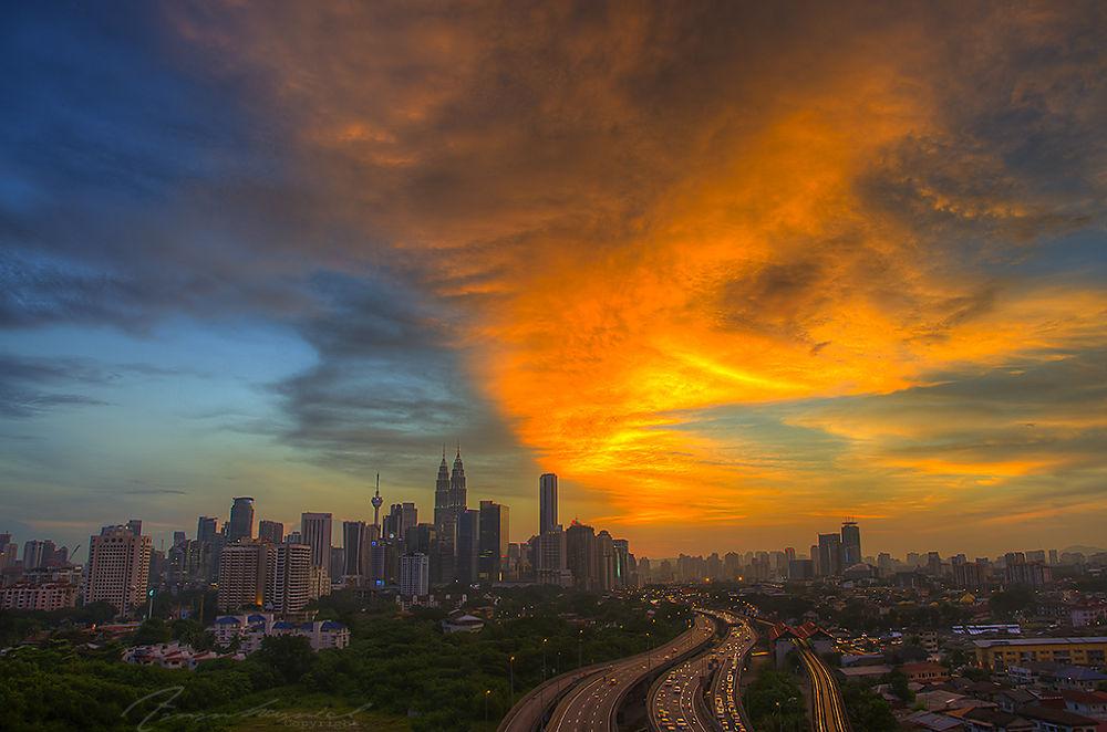 Kuala Lumpur  by AmmHamid