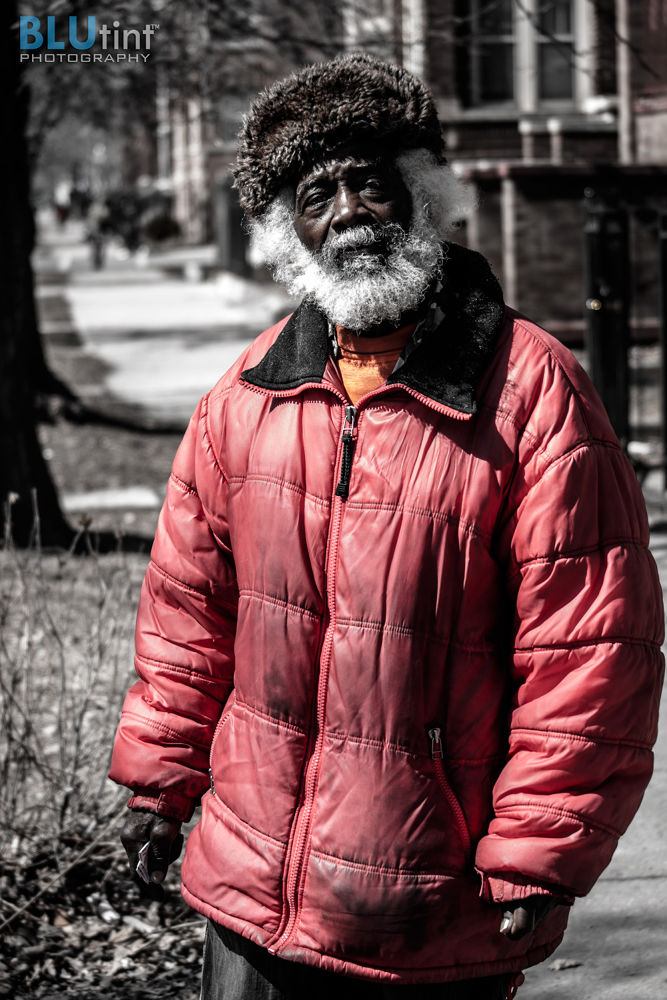 The Gentle Soul of Bobby Young by blutintphotography