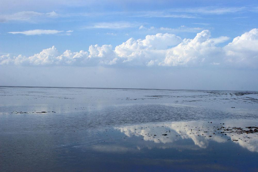 Salt lake #1 by sahoora83