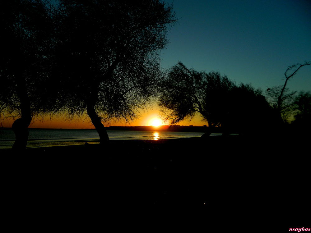SUNSET by Karadag