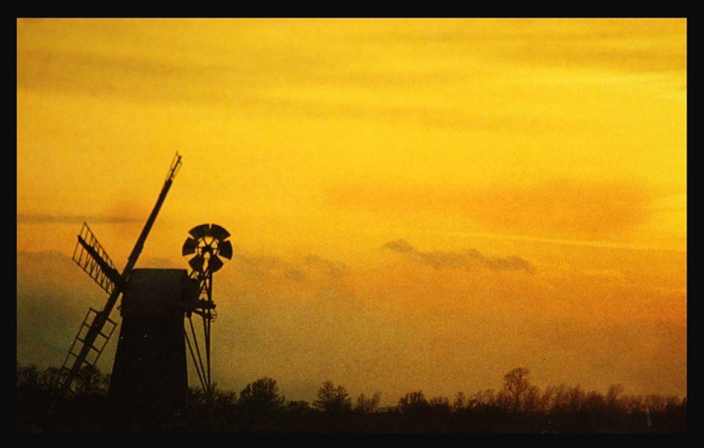 a windmill by sally