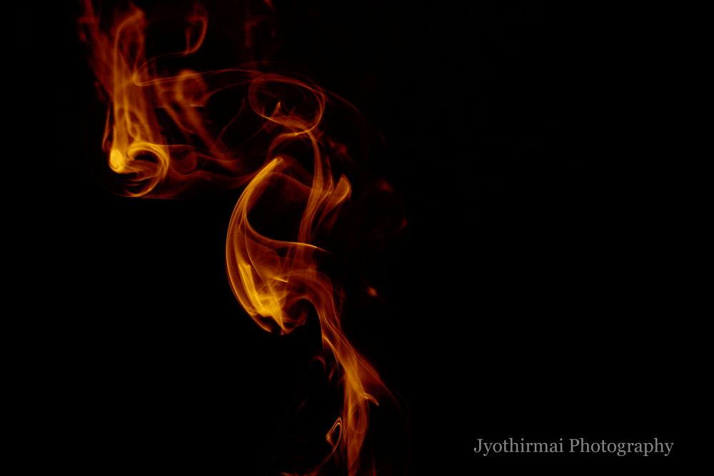 Smoke Photography by Jyo T