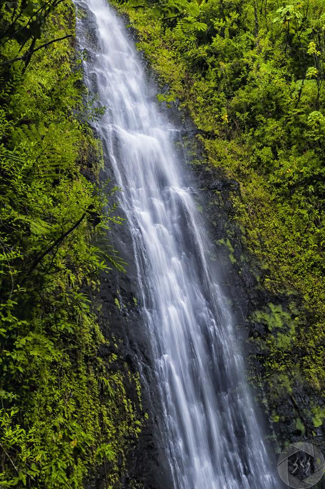 Waterfall by Scott Sesko