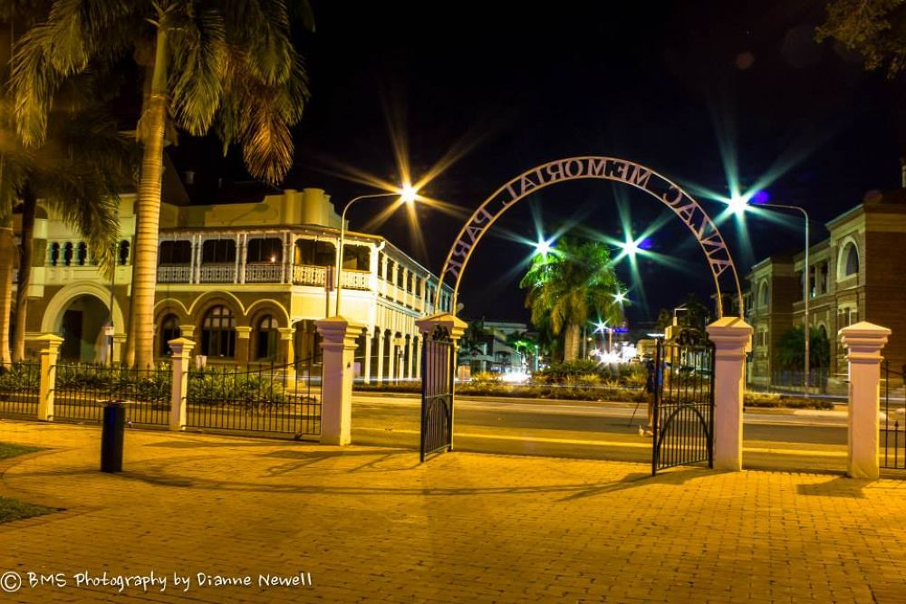 Anzac Park by BMS Photography