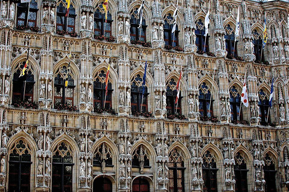 City Hall (Leuven) by matsuzawa