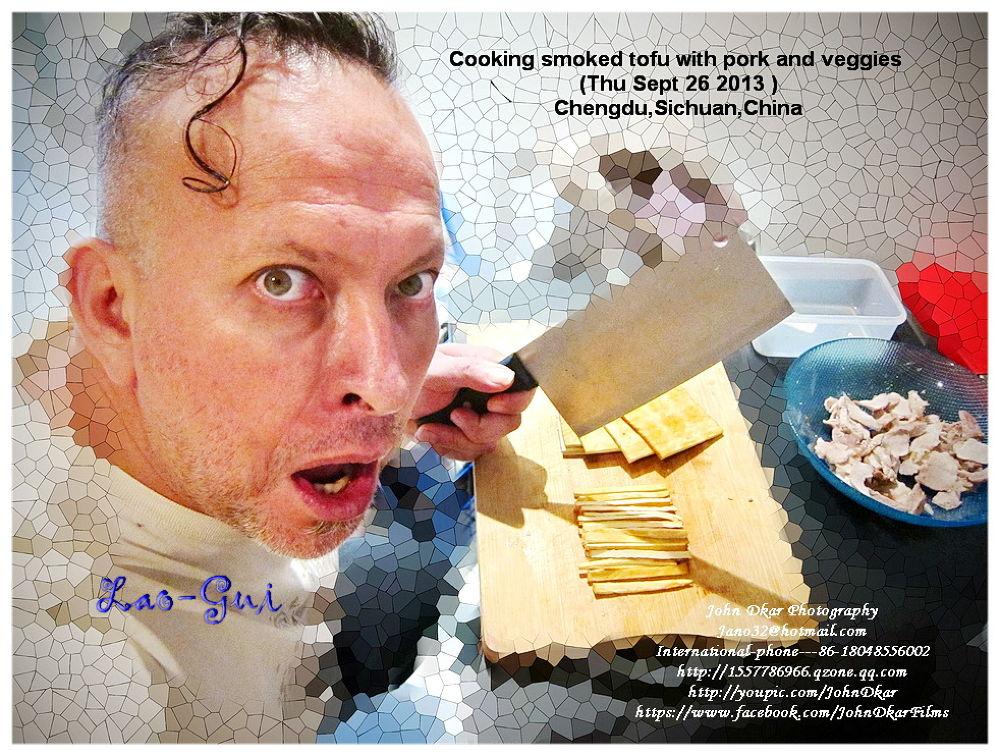 El que se atrevio a cocinar Tofu by JohnDkar