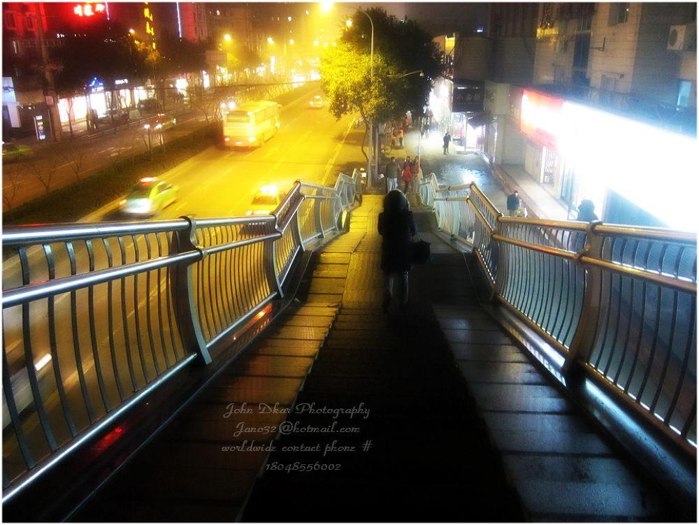 Chengdu at night 2765 by JohnDkar