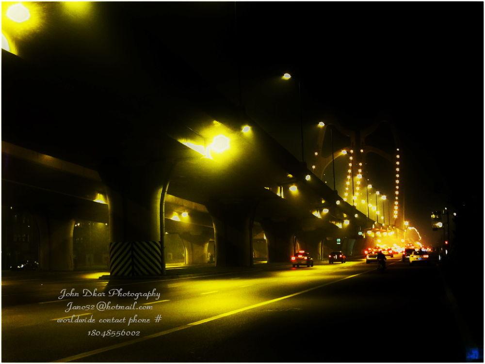 gloomie mistie streets 8776 by JohnDkar