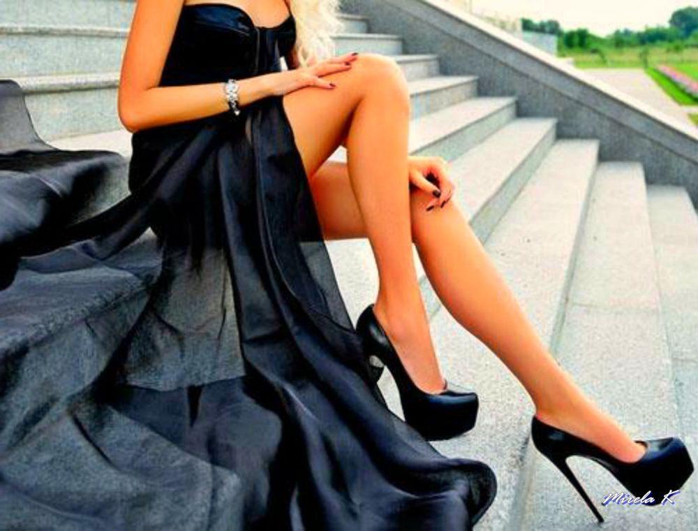 black for lady by Mirela Kecanovic