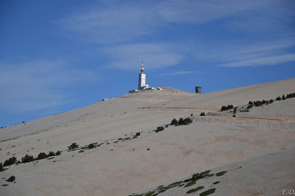 Mont Ventoux by Fabiø Darò