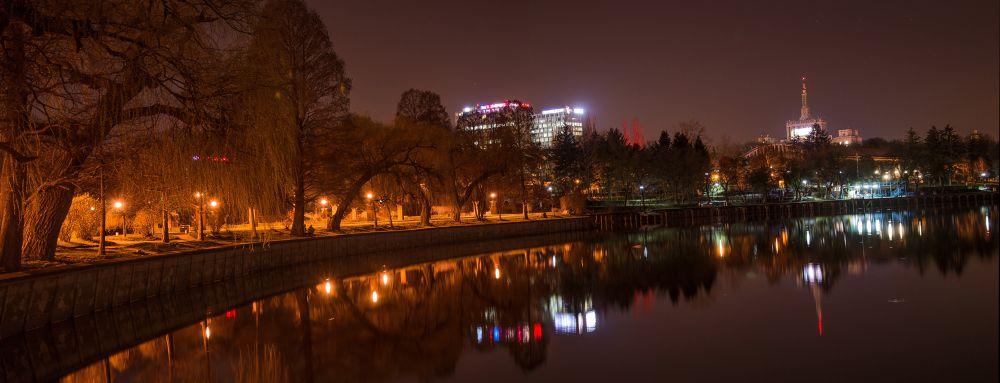 City Night by Alexandru George