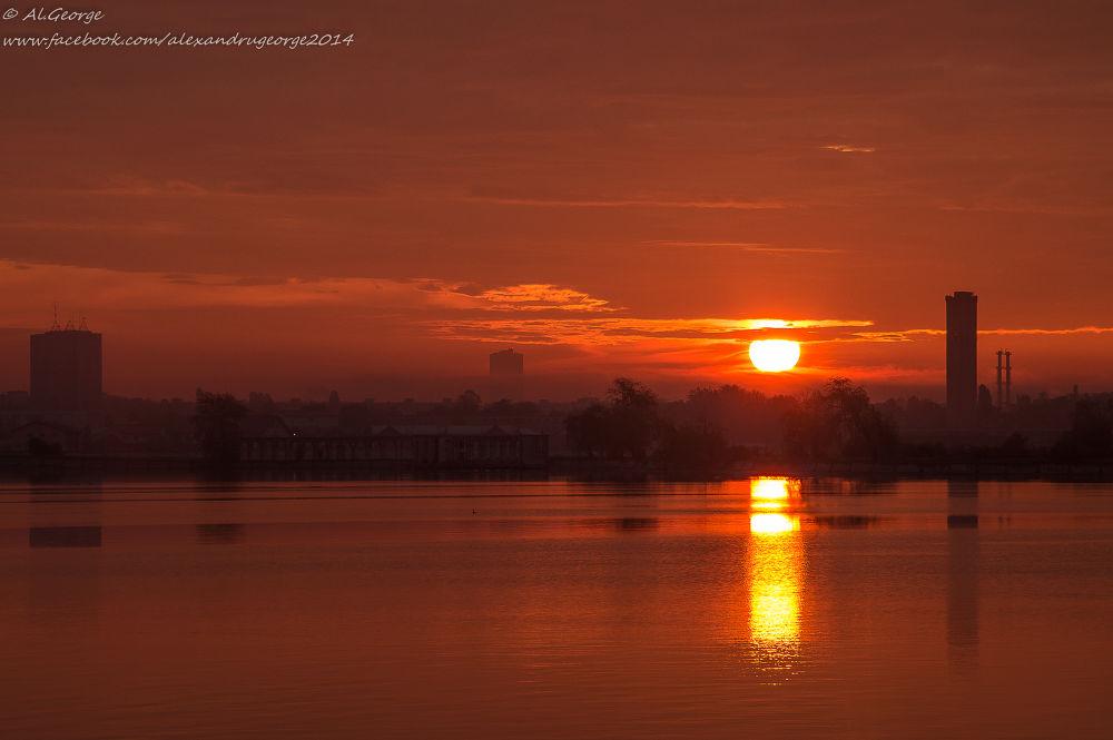 Sunshine City by Alexandru George