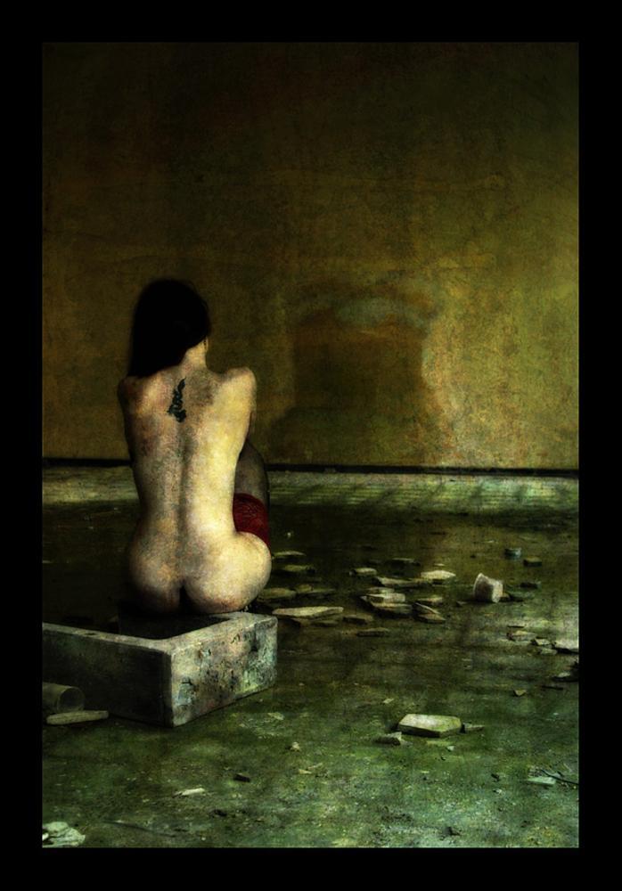 dIscArdEd mEmoRy by HolgerNitschke