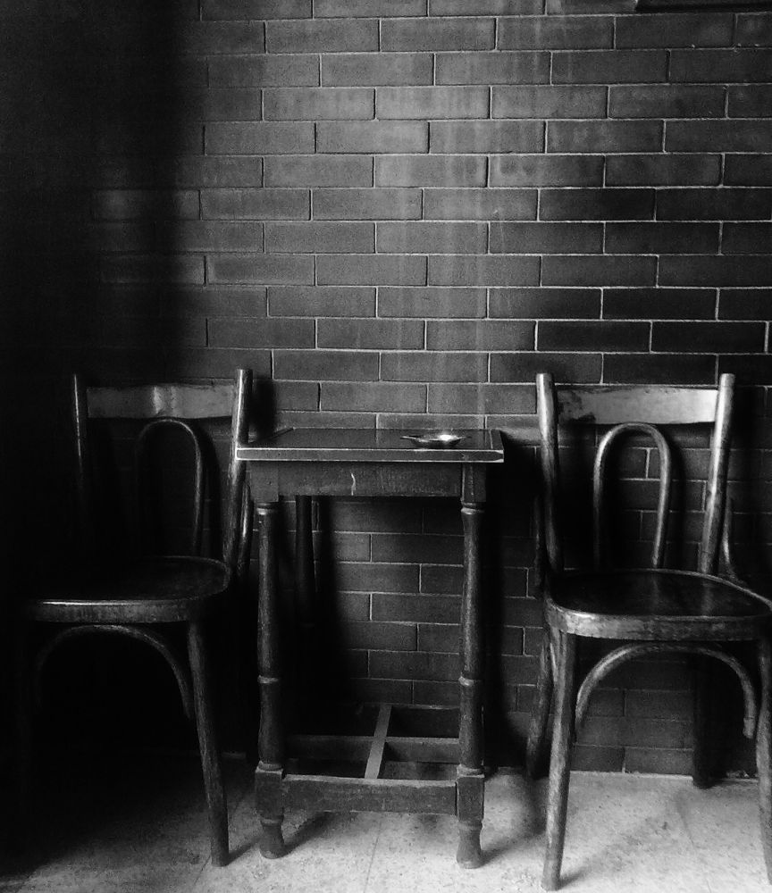 Cafe Old by Tamer Hassan
