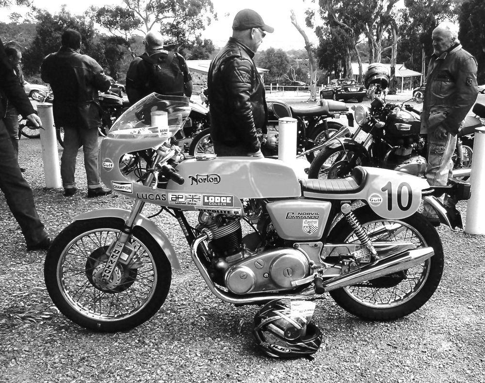 norton Special by Donald Tadman