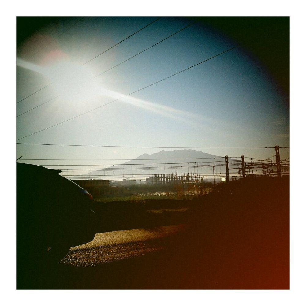#ypa2012, Mt. Vesuvius, Naples by wasabi