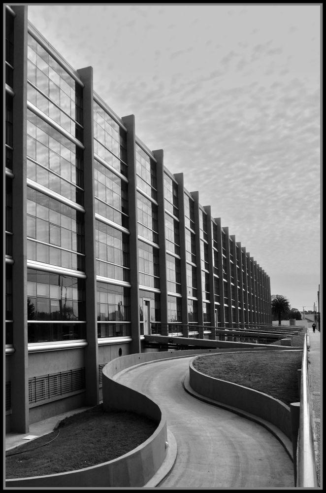 Centro Judicial b&n by laurahuizenga1