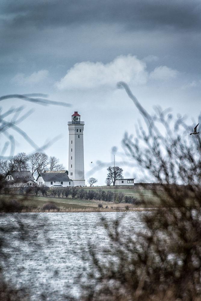 Lighthouse by Erik Kunddahl
