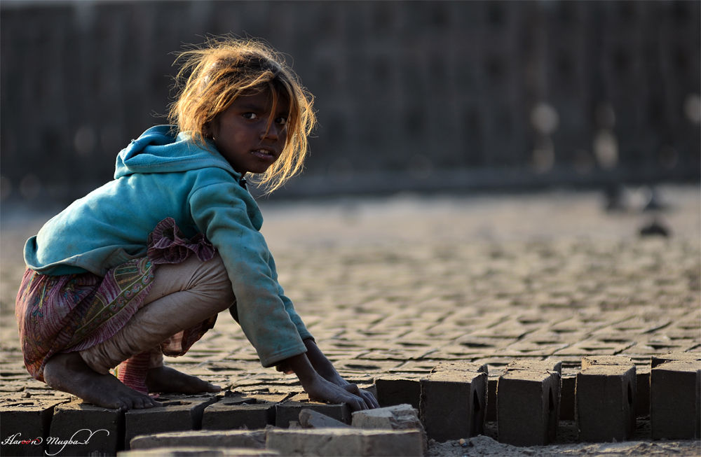 Child Labour by HaroonMughal
