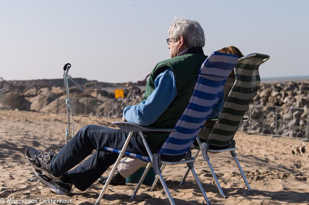 9/3/2014 enjoying the sun by Marcel van Oosterhout