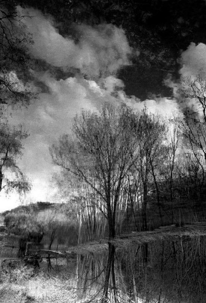 reflet by Philippe Berthier