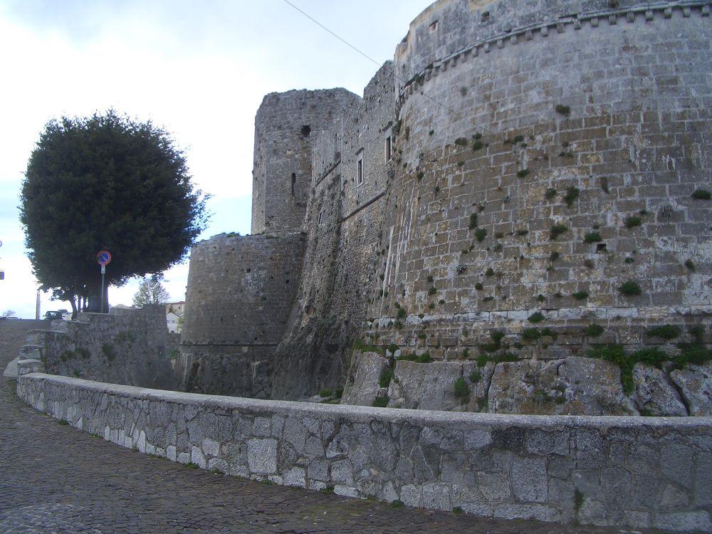 Castle in Otranto by nelsonwynn