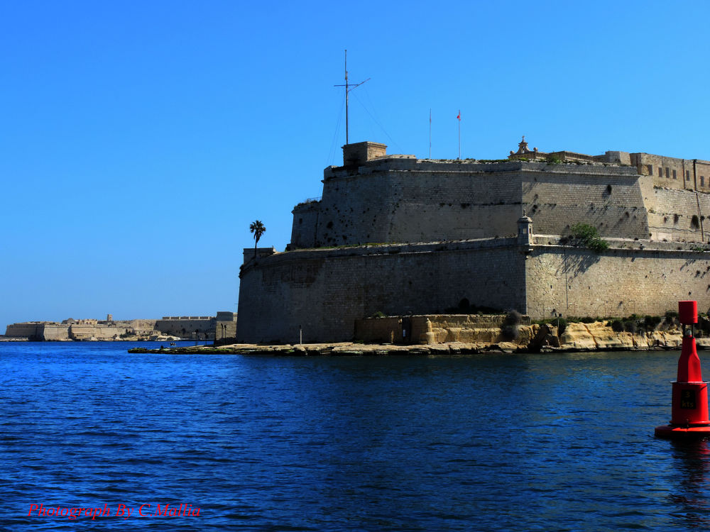 Fort St. Angelo by carmelo