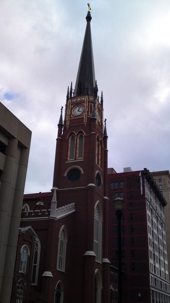 Church by farbodeg